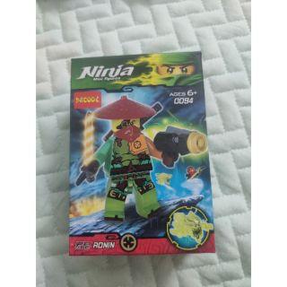 Mô hình ninja go