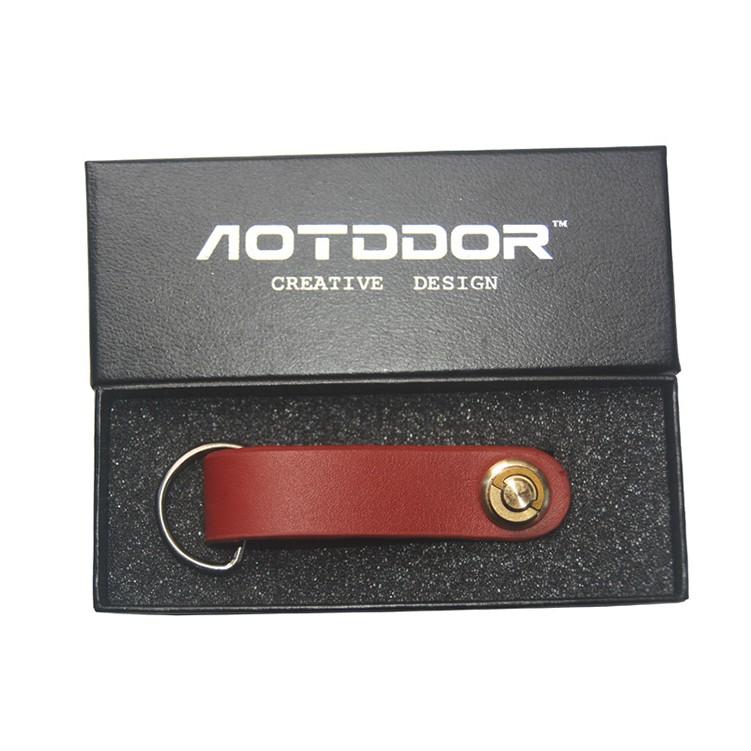 AOTDDOR – Leather Key Smart - Móc Chìa Khóa Đa Năng Thông Minh Từ Da Móc Giữ Chìa Khóa Thông Minh Si