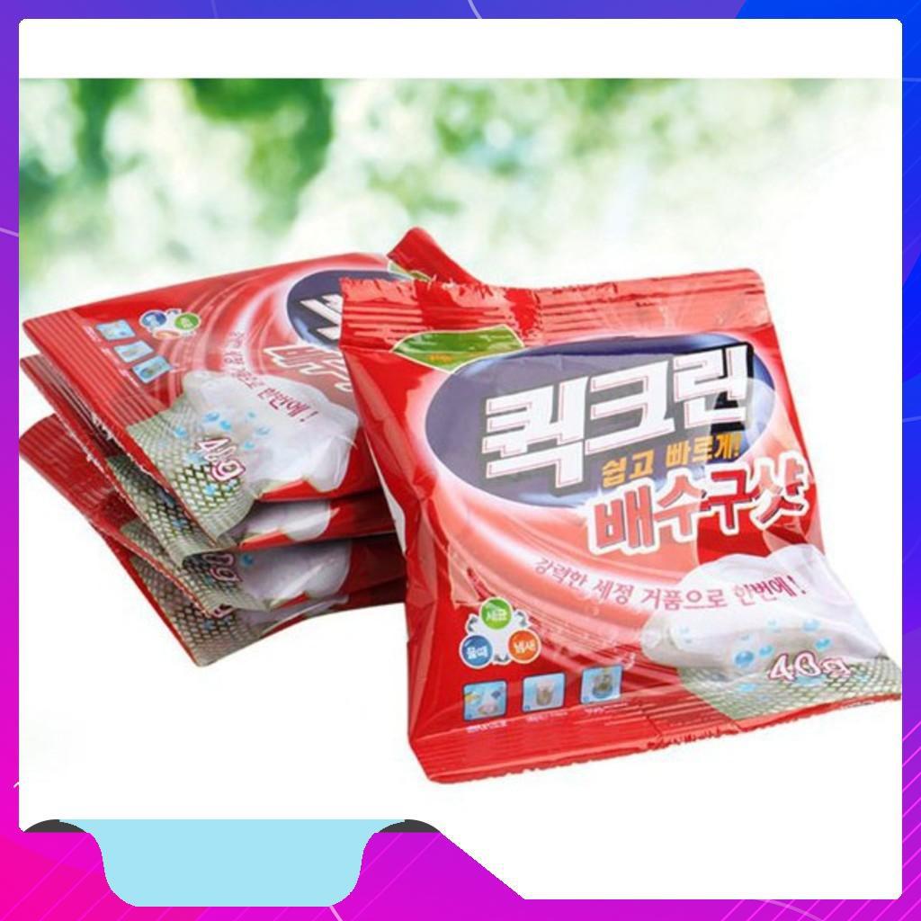 [ Hàng Hot]  Combo 10 Hộp Bột Thông Công Siêu Mạnh Hàn Quốc