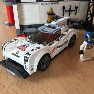 LEGO XE LẮP RÁP Speed Champions – Xe Đua Ultra (166 Mảnh Ghép)