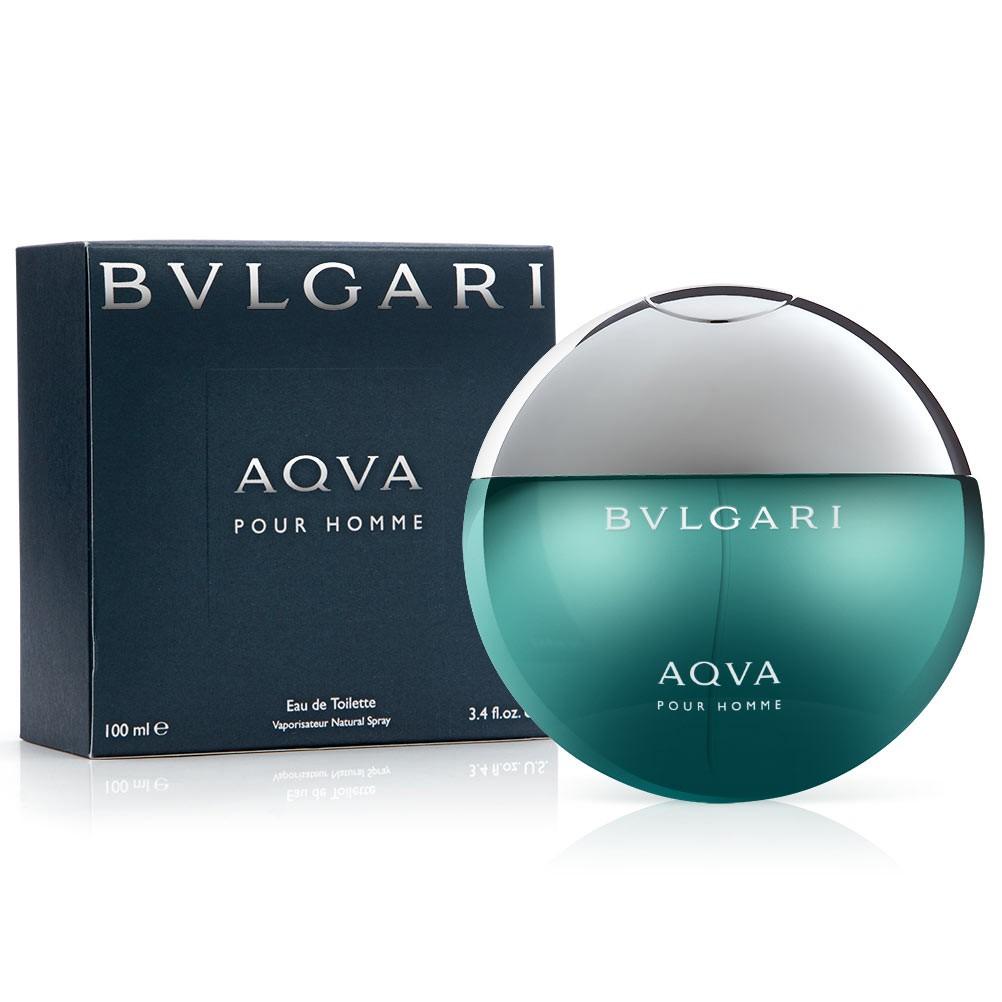 NƯỚC HOA BVLGARY AQVA EDT Perfume SPRAY-100ML