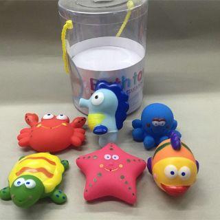 Set đồ chơi tắm 6 món Toy House hàng chính hãng