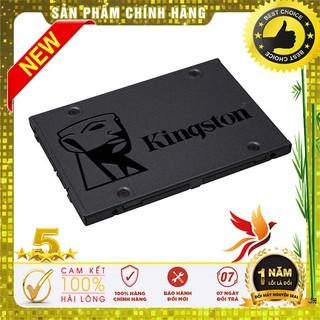 Ổ cứng SSD Kingston NOW A400 120GB 2.5'' SATA III (SA400S37/120G) Hàng chính hãng