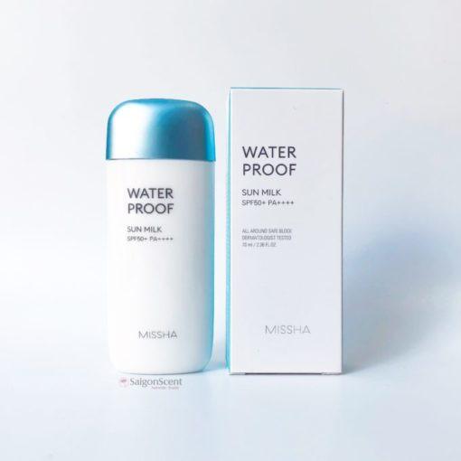 Kem chống nắng Missha Water Proof Sun Milk SPF 50 PA+++(70ml) - 2580772 , 1096187775 , 322_1096187775 , 320000 , Kem-chong-nang-Missha-Water-Proof-Sun-Milk-SPF-50-PA70ml-322_1096187775 , shopee.vn , Kem chống nắng Missha Water Proof Sun Milk SPF 50 PA+++(70ml)