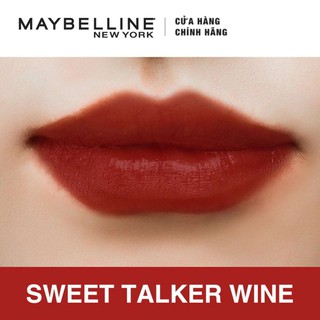 Son satin dưỡng môi Maybelline New York Color Sensational State Your Color 3.9g thumbnail