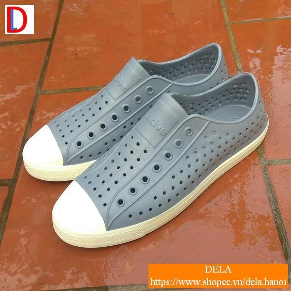 Giày siêu nhẹ Native Jefferson chất liệu nhự