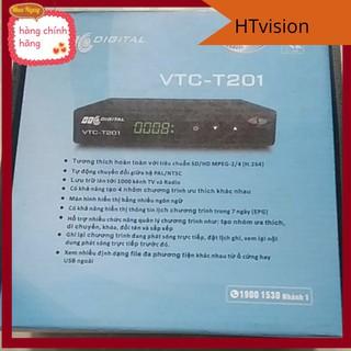 Đầu truyền hình mặt đất VTC 201