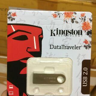 USB 2.0 Kingston DTSE9 - 16GB - Hàng chính hãng