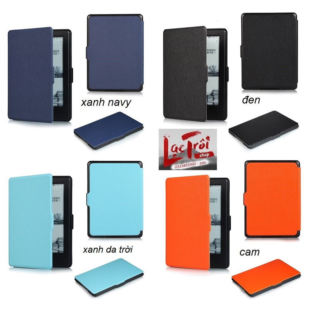 [Kindle PapaperWhite 4] Smart cover dành riêng cho paperwhite 4 - full color