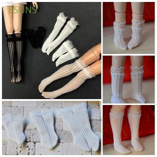 BSUNS 1 Pair S/M/L Children Kids Gift Casual Wear Fashion Baby DIY Toy Lace Stockings
