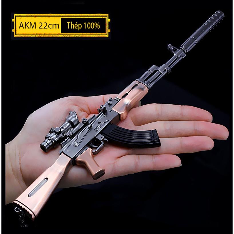 Mô Hình AKM Classic 22cm Tặng Giá Trưng Bày