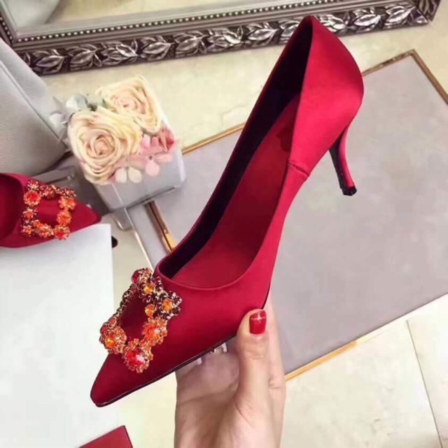 Giày cao gót 5cm