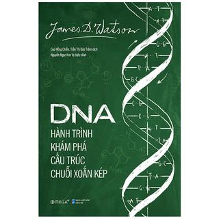 Sách-DNA hành trình khám phá cấu trúc chuỗi xoắn kép