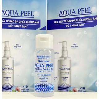 (Hàng chính ngạch) Tẩy tế bào chết Aqua Peel Natureine 30ml
