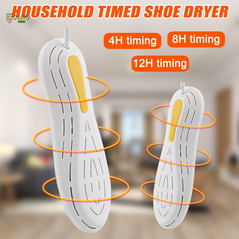 TH♥ 1 Pair Electric Shoe Boot Dryer Heater Protector Deodorant Sterilizer Foot Warmer