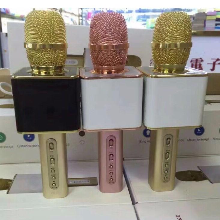 Micro kèm loa Bluetooth 3in1 YS 10 - 2731750 , 110371512 , 322_110371512 , 420000 , Micro-kem-loa-Bluetooth-3in1-YS-10-322_110371512 , shopee.vn , Micro kèm loa Bluetooth 3in1 YS 10