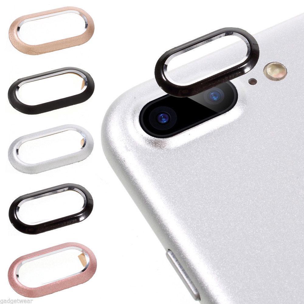 Miếng Dán Bảo Vệ Camera Sau Cho Iphone X 7 8 Plus Ốp