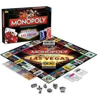 Bộ cờ tỷ phú phiên bản Las Vegas Edition chất lượng cao