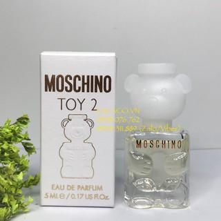 [Mini] Nước hoa Nữ Moschino Toy 2 EDP 5ml thumbnail