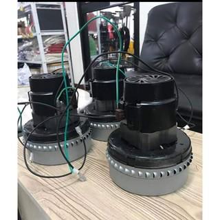 Mô tơ 1000w, 1200w , 1300w,1500w cho máy hút bụi. Cao 16,5cm rộng 14cm