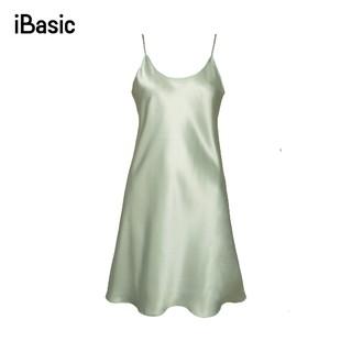 Đầm ngủ satin iBasic 7916 thumbnail
