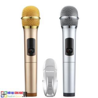 Micro Karaoke Excelvan K18U Cho Loa Bluetooth JBL Xtreme, Charge, Boombox... Harman Ka thumbnail