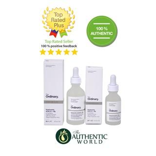 THE ORDINARY CHÍNH HÃNG – Cấp ẩm phục hồi da Hyaluronic Acid 2% + B5 30ml/60ml
