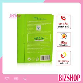 Giấy thấm dầu tinh chất trà xanh Mira Culous Oil Off Paper hàng chính hãng Hàn Quốc 80 tờ [Chính hãng] thumbnail
