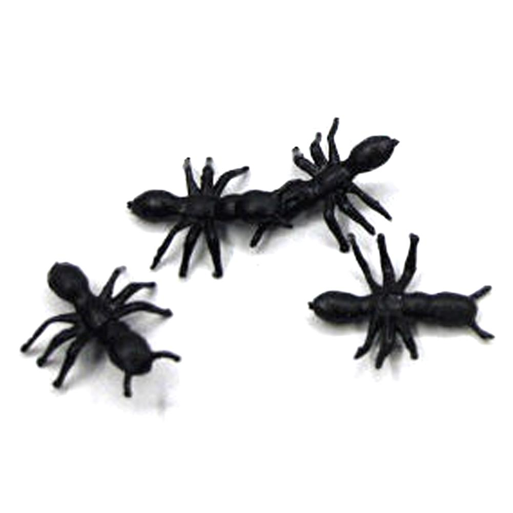 Simulation Plastic Mini Toys Halloween Funny Insect Joking Toy Bug Ant For Children Gifts