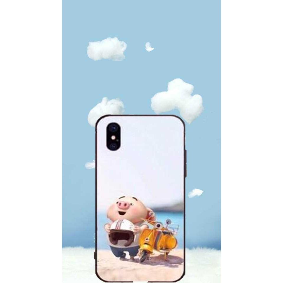 Ốp lưng iphone 8plus Bé Hợi Siêu Cool 4D 2019! mẫu 52