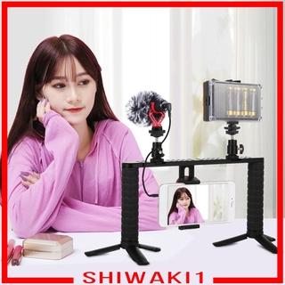 Micro Thu Âm Shiwaki1 Cổng 3.5mm Cho Điện Thoại