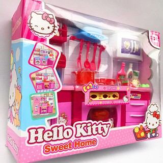 Đồ Chơi Bếp helokitty Sweethome DB1781
