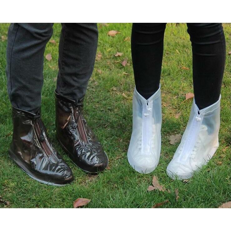Bao Giày Đi Mưa - Áo Mưa Giày Dép Thời Trang Bằng Cao Su