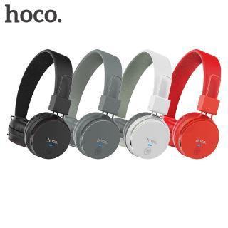 Tai Nghe Chụp Tai Hoco W19 Kết Nối Bluetooth Tích Hợp Microphone