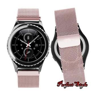 [Mã ELFLASH5 giảm 20K đơn 50K] Dây nam châm Samsung Gear S3 / Galaxy watch 46mm
