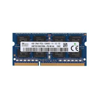 Ram Laptop Ram Hynix DDR3L 4G PC3L-12800s 1.35v Bus 1600 Mhz BH 60 Tháng 1 đổi 1 thumbnail