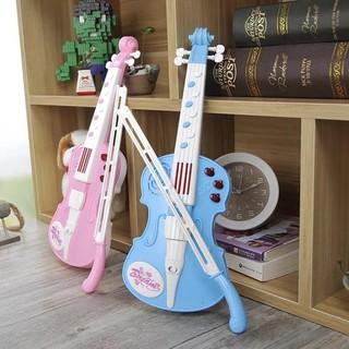 Đồ chơi đàn kéo Violin cho bé Kích thước: 36x13cm