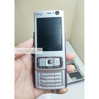 Điện thoại nắp trượt Nokia N95 chính hãng, giá rẻ