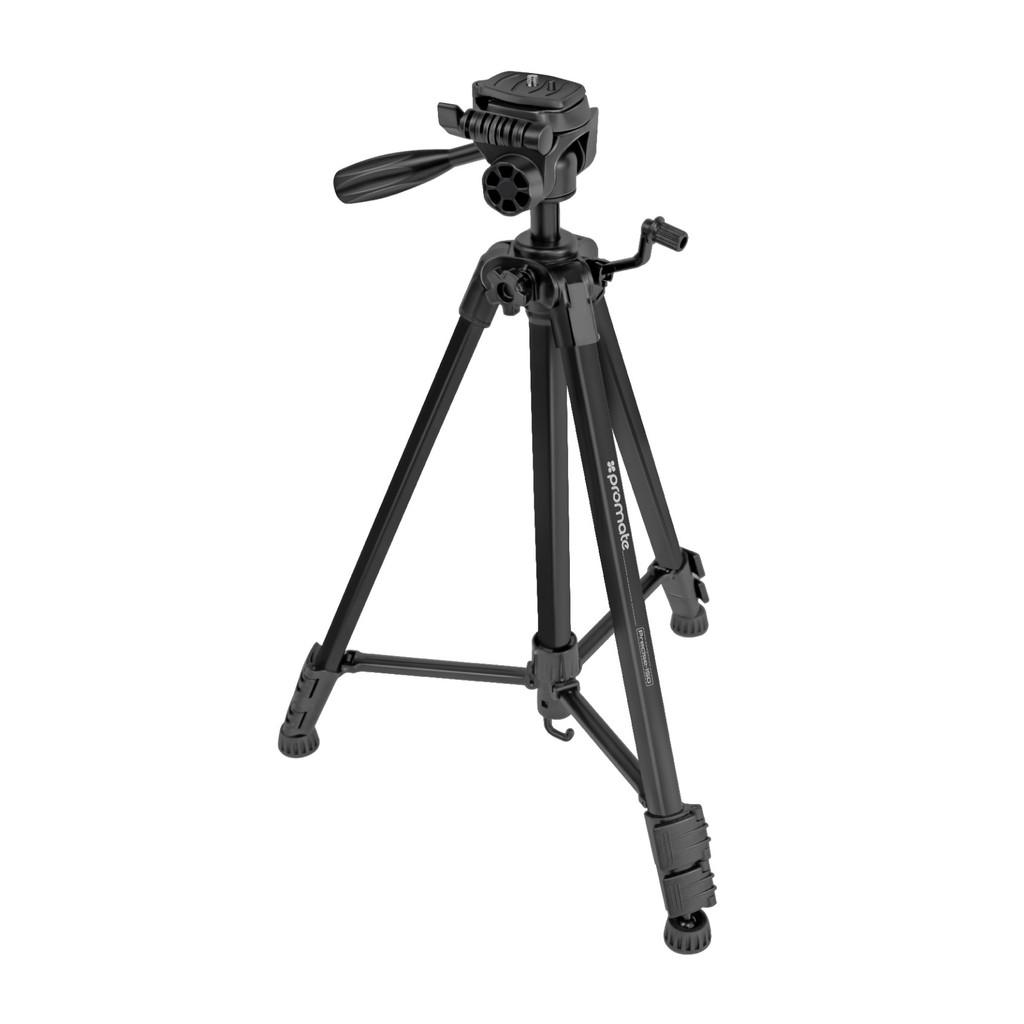 Chân máy-Tripod-Monopod Promate Precise-150 rộng 56-150cm