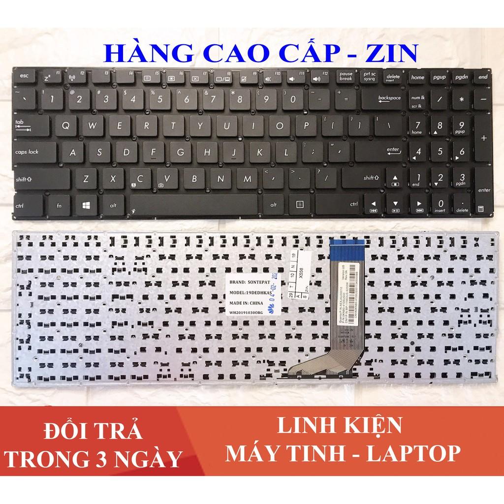 💥 Bàn Phím Laptop Asus X556 A556 (Phím trong máy phải Hàn DÀNH CHO THỢ) Nhập Khẩu (FREE SHIP ĐƠN TỪ 50K )