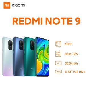 Hình ảnh Điện Thoại Xiaomi Redmi Note 9 4GB/128GB - Hàng Chính Hãng-0