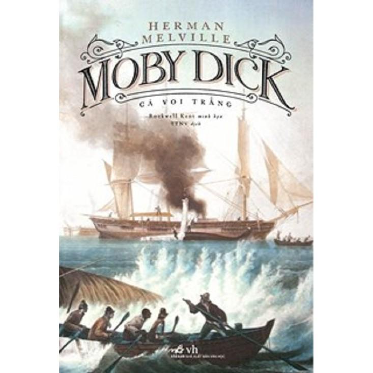 [ Sách ] Moby Dick - Cá Voi Trắng