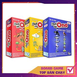 [KHÔNG HAY TRẢ TIỀN] Combo Board game-Chuỗi Ono Foxi-thẻ glenndoman thông minh-chuỗi thức ăn-siêu rẻ-dễ chơi