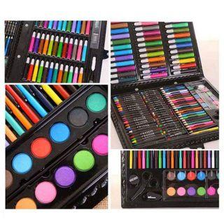 Hộp bút màu đa năng