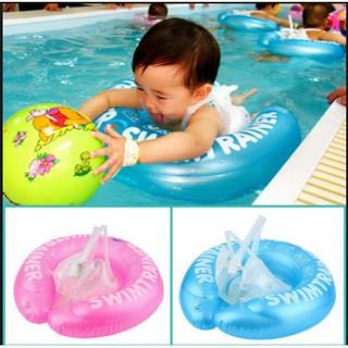 Phao chống lật, phao tắm tập bơi cho bé