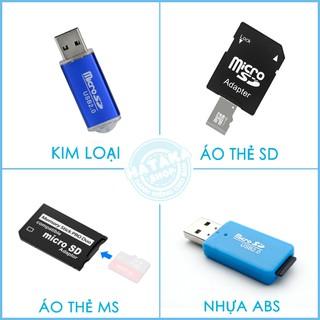 Đầu đọc thẻ nhớ micro SD dành cho máy tính PC laptop