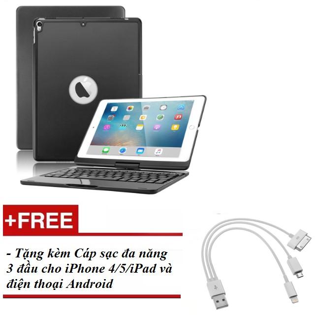 Bàn phím Bluetooth F180 for iPad Ipad Air, Ipad Air 2, iPad Pro 9.7, New iPad 2017 - H_Shop_VN