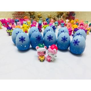 Combo 10 trứng Hatchimals phiên bản holiday