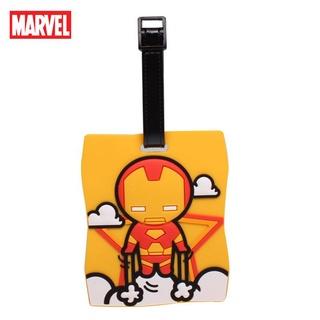 Thẻ đeo hành lý Iron man dạng chữ nhật Mesuca VF76307-I thumbnail