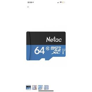 Thẻ Nhớ Netac 64G chính hãng Vinago